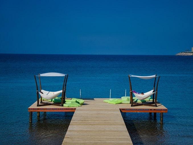 Кипр, море