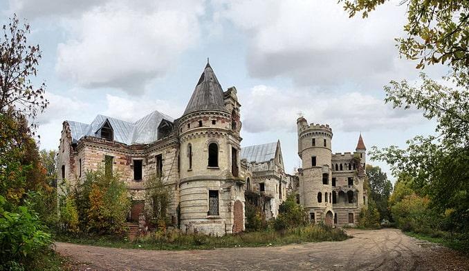 Усадьба Храповицкого в Муромцево, фото Gavrilichev