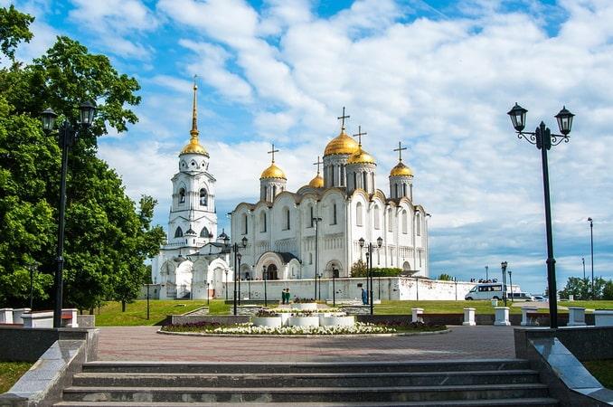 Свято-Успенский собор, Владимир