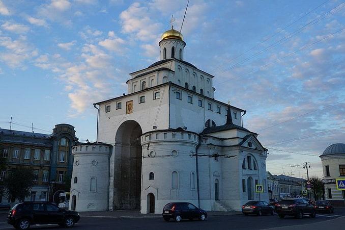 Золотые ворота во Владимире, фото Missis87