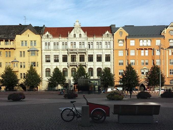 Дома в Хельсинки, Финляндия