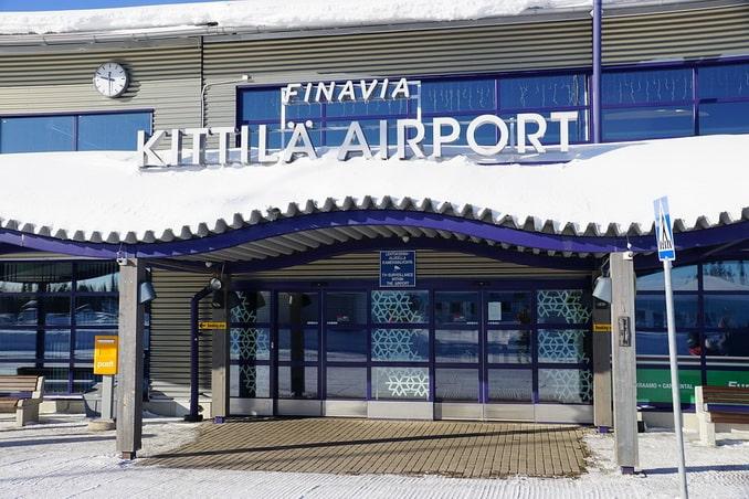 Аэропорт Киттиля, Финлянди