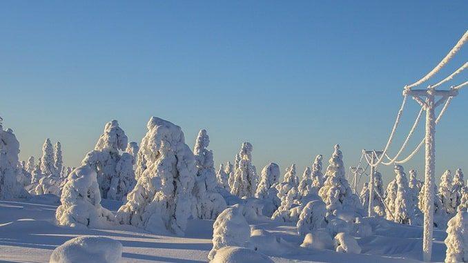 Лапландия, Финляндия