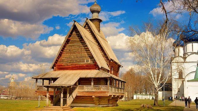 Никольская церковь, Суздальский кремль