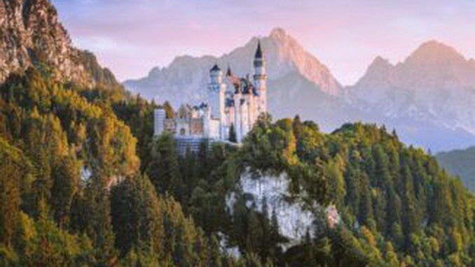 Замок Нойшванштайн - что посмотреть в Баварии