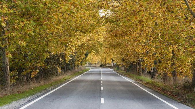 Португалия, осень
