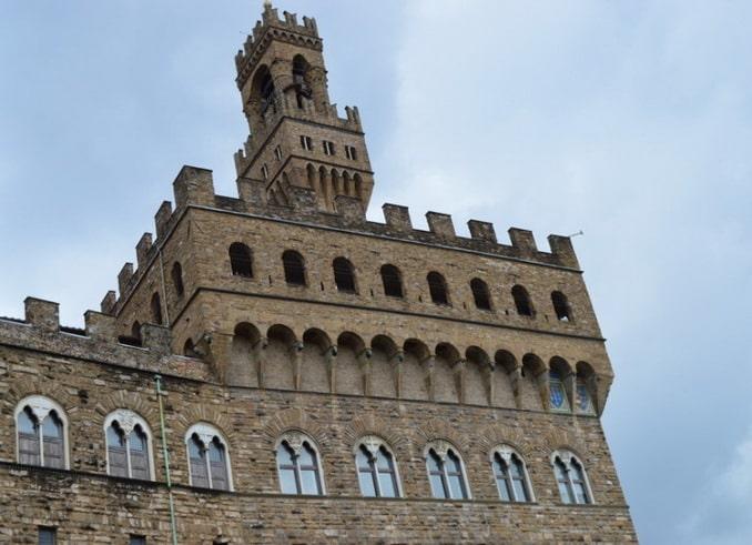Палаццо Веккьо Флоренция