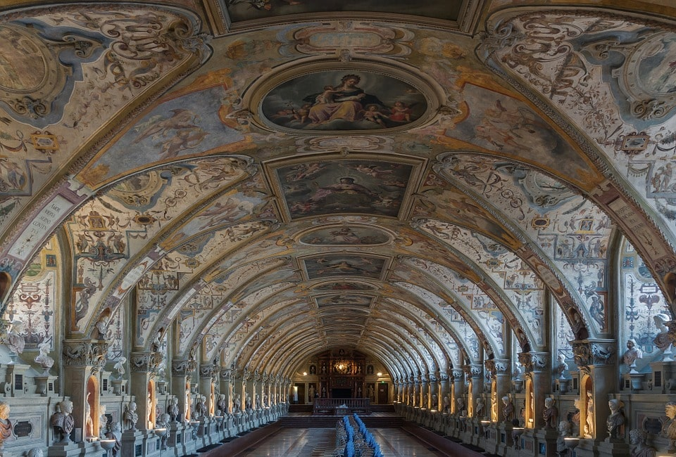 Антиквариум, Резиденция, Мюнхен