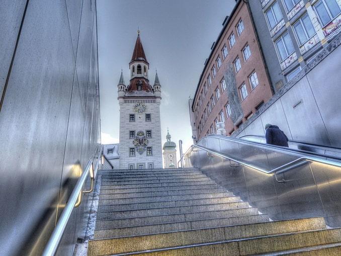 Мариенплац, Мюнхен
