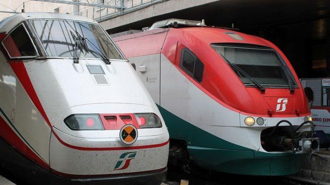 Поезда, Италия