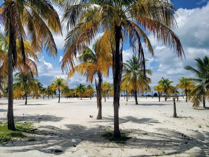Кайо-Ларго-дель-Сур - островной курорт на Кубе