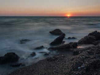 Крым, туман