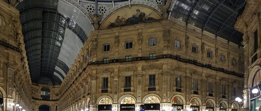 Милан Галерея