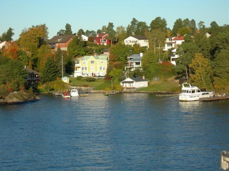 Стокгольмские шхеры