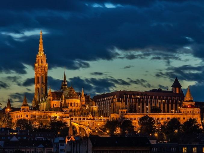 Будапешт: Рыбацкий бастион и церковь святого Матиаша