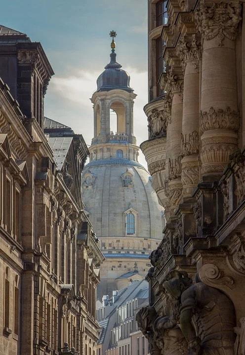 Дрезден, Фрауэнкирхе