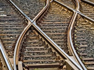 Железная дорога в Крым