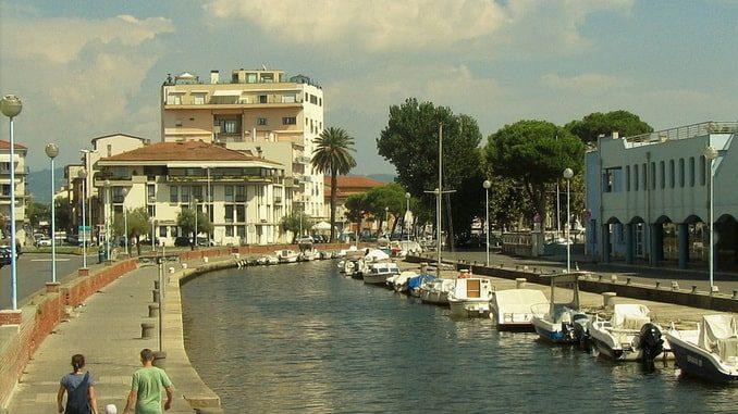 Виареджо Италия