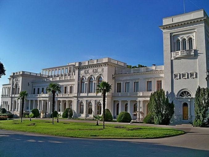 Ливадийский дворец, Крым
