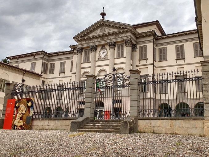 Академия Каррары, Бергамо