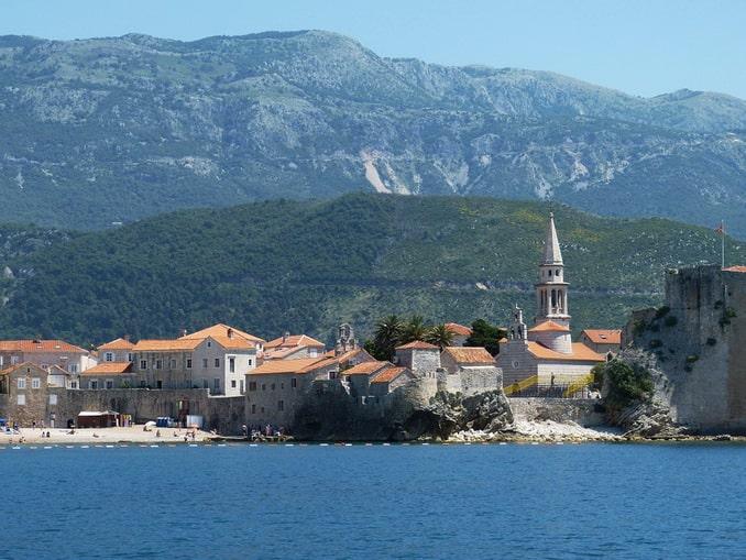 Будва - главный курорт Черногории