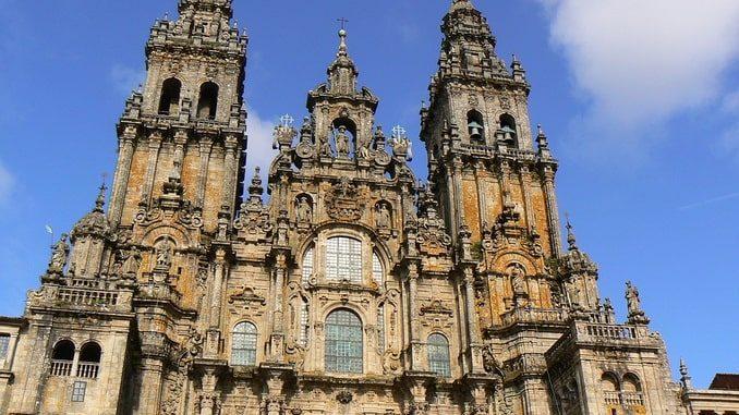 Собор святого Иакова, Сантьяго-де-Компостела