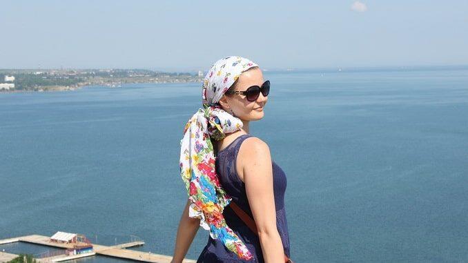Крым, море