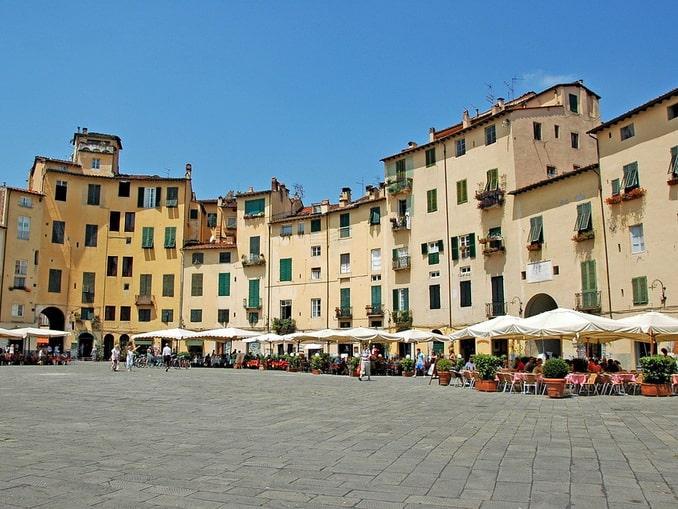 Лукка, Италия