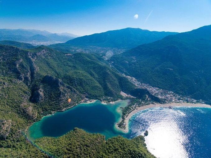 Турция, Олюдениз