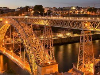 Порту, мост Луиша I