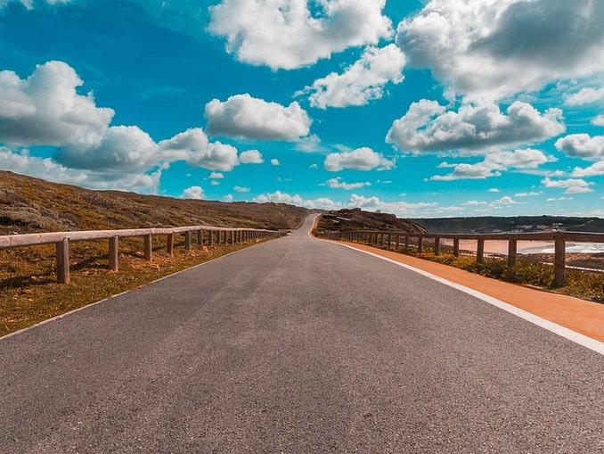 Приморская дорога, Португалия