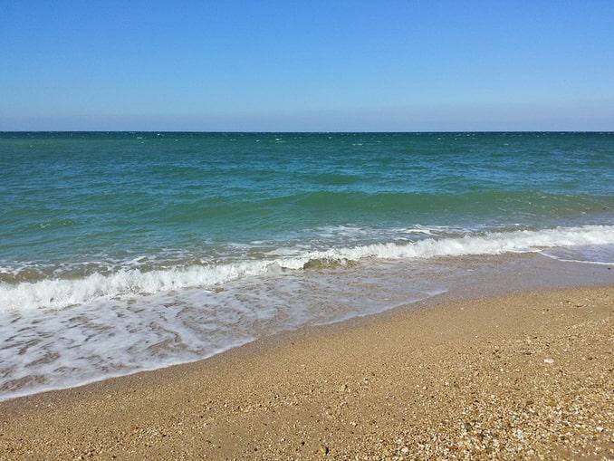 Пляж, Севастополь, Крым