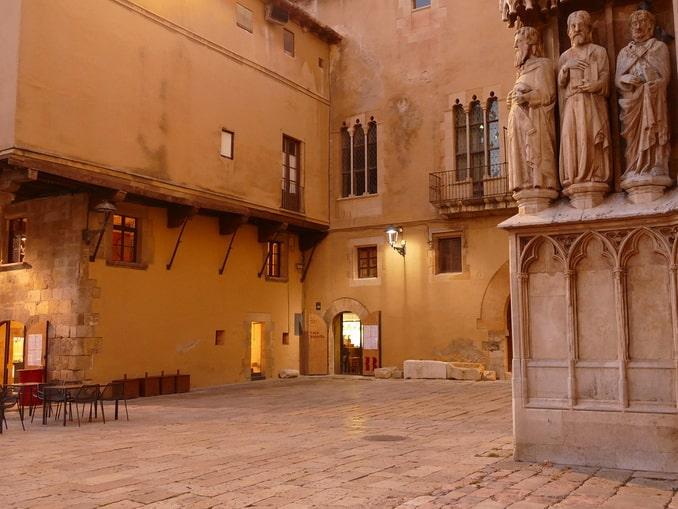 Таррагона, Старый город