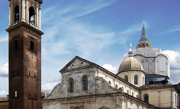 Капелла Плащаницы в Турине