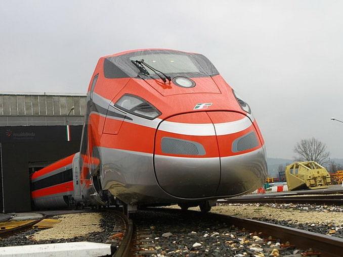Поезд Frecciarossa 1000