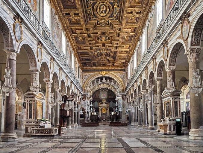 Санта-Мария-ин-Арачели, Рим