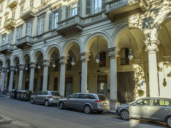Hotel Torino Porta Susa, Турин
