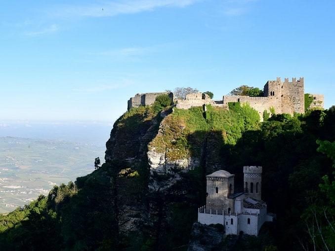 Эриче, Сицилия