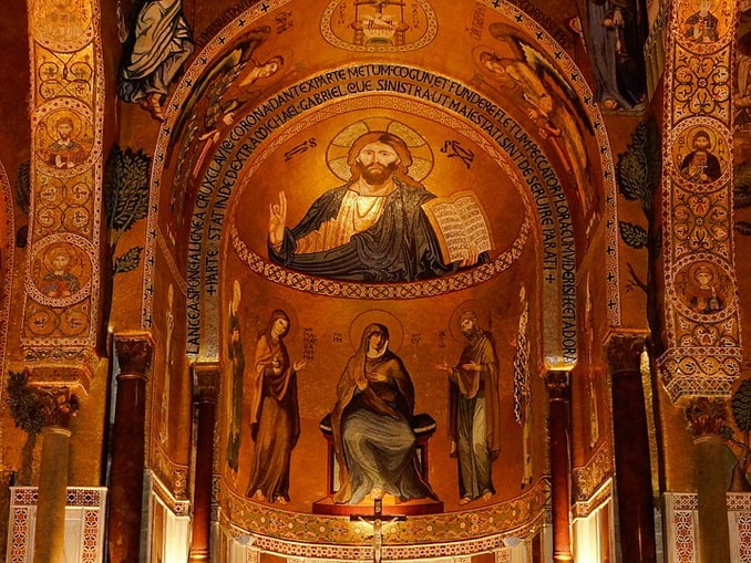 Собор в Монреале, Сицилия