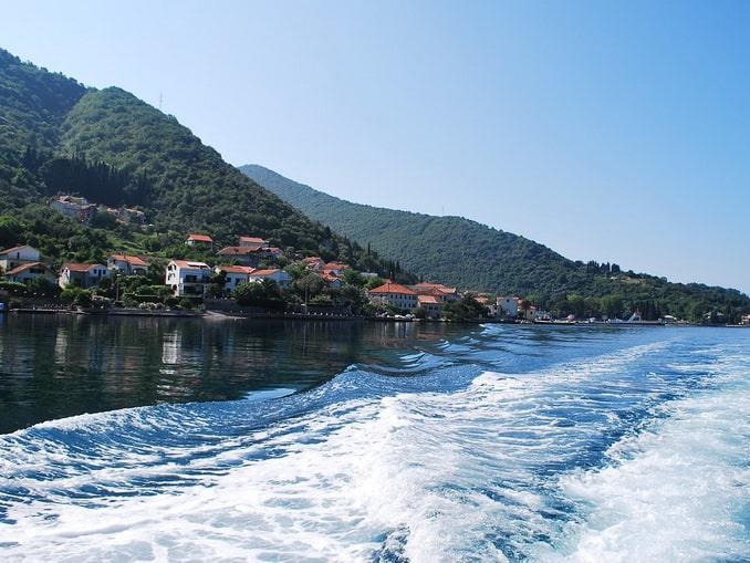 Бока-Которская бухта, Черногория