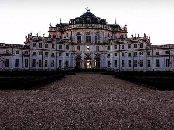 Дворец Ступиниджи, Турин