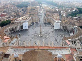 Рим, площадь святого Петра
