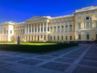 Русский музей в Санкт-Петербурге нужно посетить в августе
