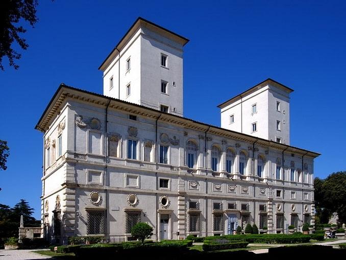 Галерея Боргезе, Рим