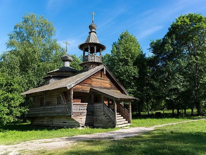 Часовня в Витославицах, Великий Новгород