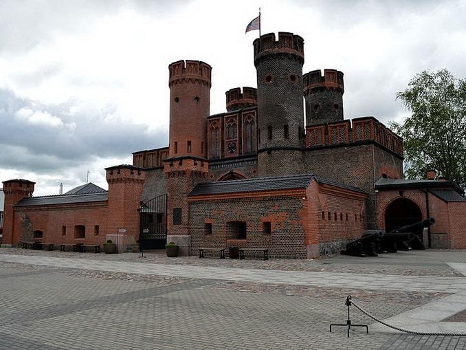 Фридрихсбургские ворота в Калининграде, фото Evgen72