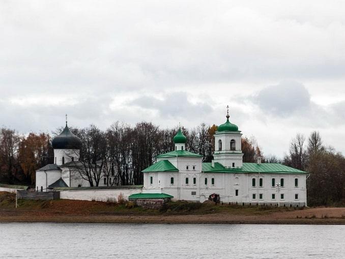 Спасо-Преображенский Мирожский монастырь, Псков