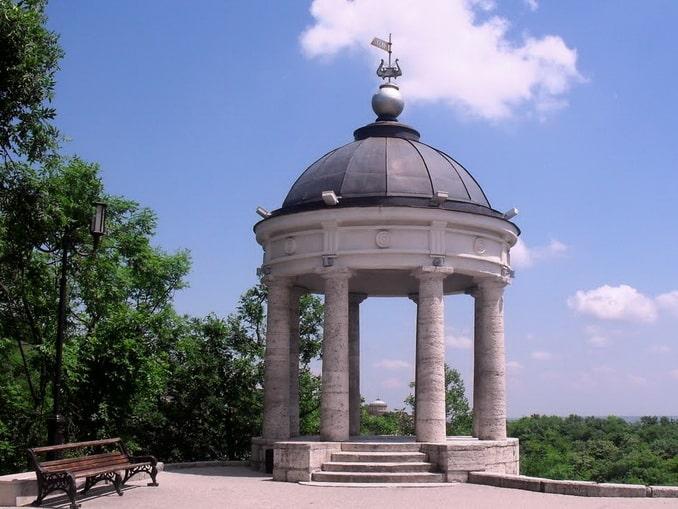 Эолова арфа в Пятигорске