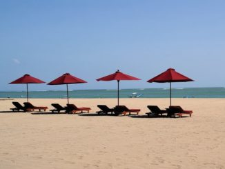 Бали, пляж