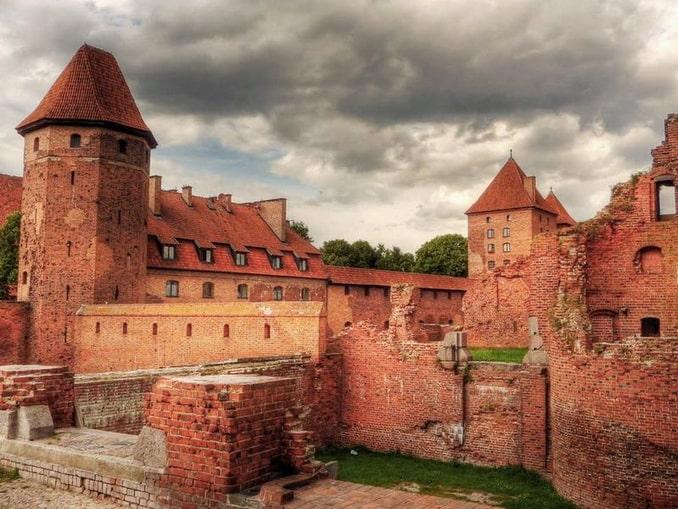 Замок в Калининградской области